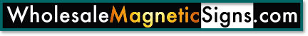 Wholesalemagneticsigns.com Logo